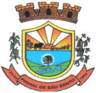 Fonte: www.pinhaldesaobento.pr.gov.br